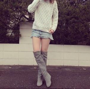大人可愛いファッションコーデを紹介♪スニーカーコーデから冬・春コーデを紹介!