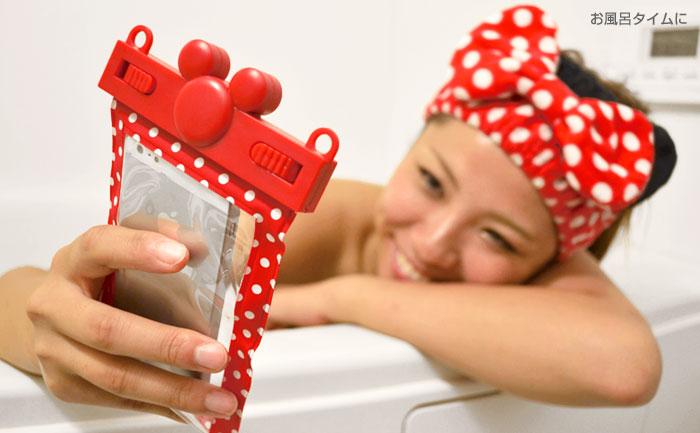 ディズニーのおしりシリーズやスマホ用防水ケース可愛い人気商品まとめ