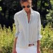 白スカートを可愛く履きこなそう!話題の白スカートコーデを紹介♪